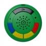Agendă vocală de 6 minute, cu butoane mari, marcate tactil