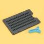 Tăbliţă Braille Janus interpunct + punctator - Disponibilă la comandă
