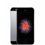 iPhone SE 64 GB gri-negru - telefon mobil cu ecran tactil, accesibil nevăzătorilor, cu aplicații speciale pentru nevăzători preinstalate - DISPONIBIL LA COMANDĂ
